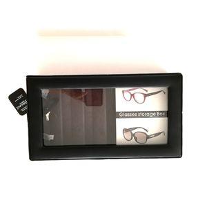 Tuskan Glasses Storage Box